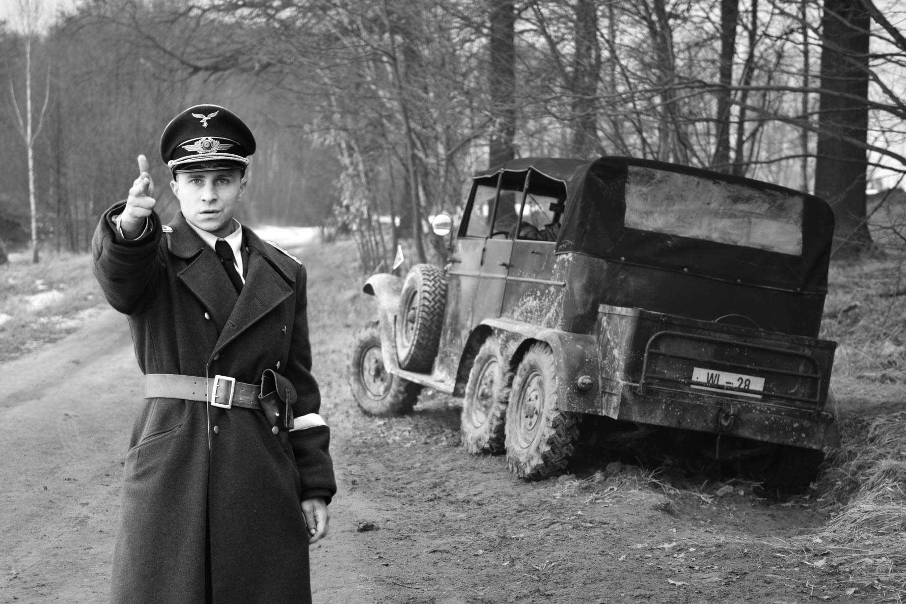 Film Der Hauptmann