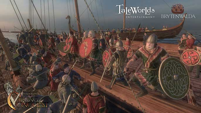 Le DLC Viking Conquest de Mount & Blade : Warband