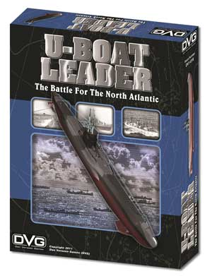 L'Histoire sur un plateau : U-Boat Leader - The battle for the North Atlantic