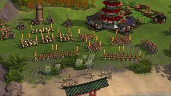 Stronghold : Warlords