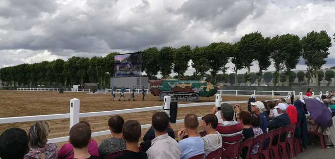 Le spectacle du carrousel