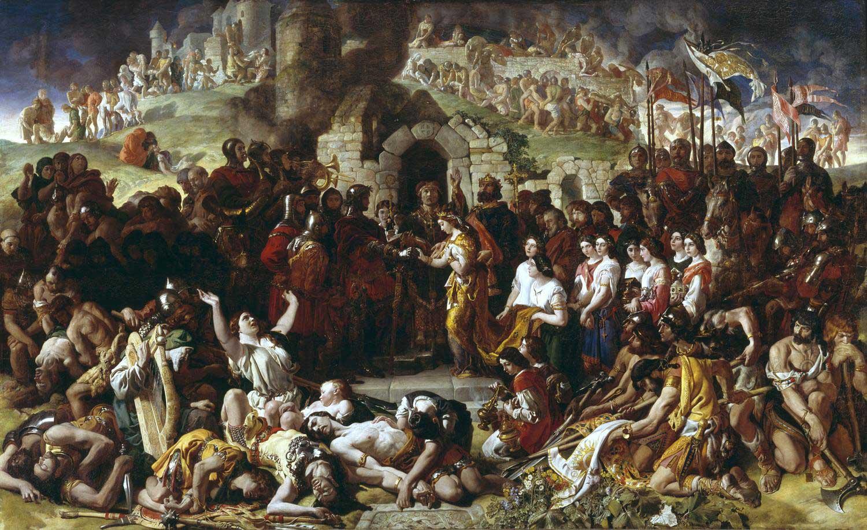 HistoriaGames - Histoire - L'invasion anglo-normande de l'Irlande