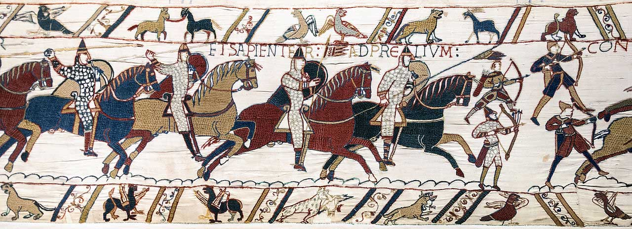 Bataille d'Hastings sur HistoriaGames