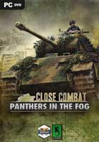 Close Combat : Panthers in the Fog jaquette PC
