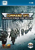 Command Ops : Battles from the Bulge jaquette PC