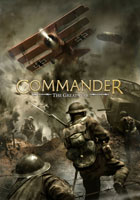 Commander : The Great War jaquette PC