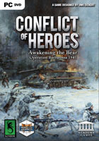 Conflict of Heroes : Awakening the Bear jaquette PC