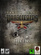 Panzer Corps jaquette PC
