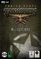 Panzer Corps : Allied Corps jaquette PC