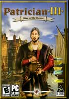 Patrician III : Rise of the Hanse jaquette PC