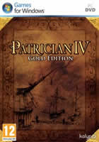 Patrician IV - Gold Edition jaquette PC