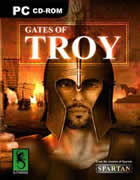 Gates of Troy jaquette PC
