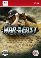 Gary Grigsby's War in the East : The German-Soviet War 1941-1945 jaquette PC