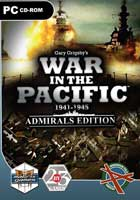 War in the Pacific - Admiral's Edition jaquette PC