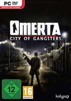 Omerta - City of Gangsters jaquette PC
