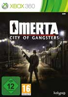 Omerta - City of Gangsters jaquette Xbox 360