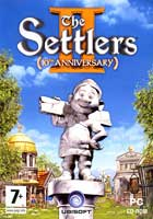 The Settlers II : 10th Anniversary jaquette PC