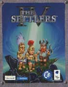 The Settlers IV jaquette PC