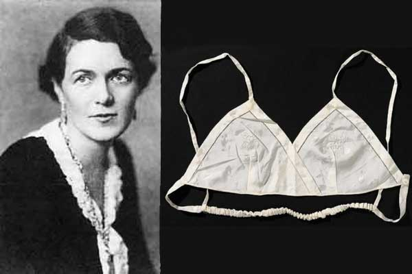 Mary Phelps Jacob (1891-1970) et son invention.