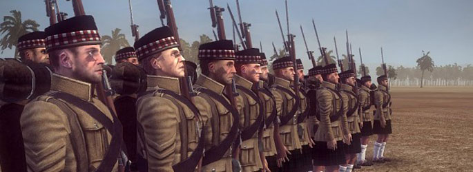 Sortie de The Great War, mod pour Napoleon : Total War