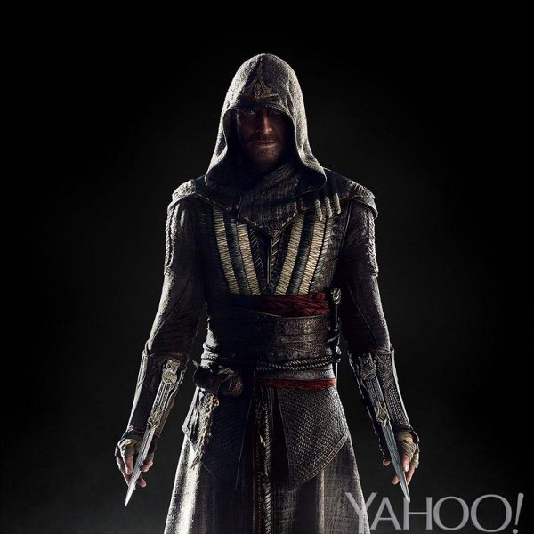 Michael Fassbender dévoile son look pour Assassin's Creed