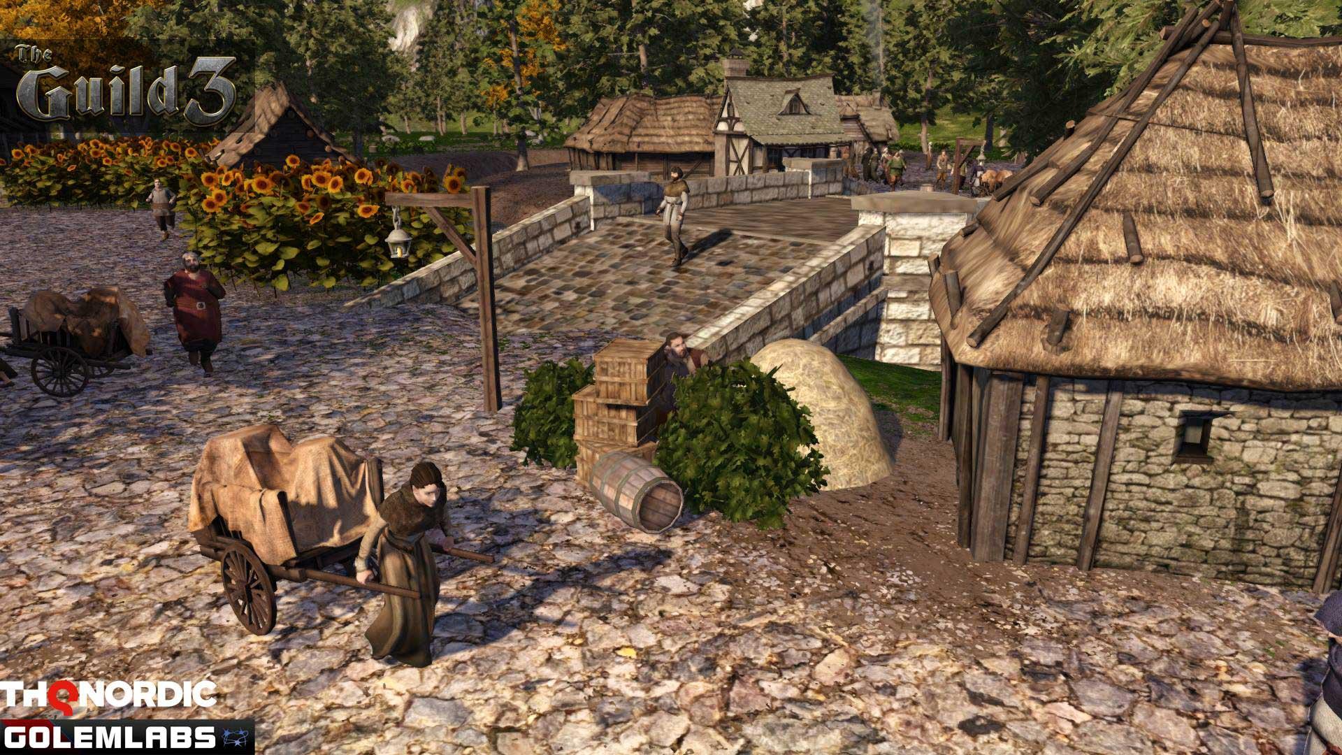 historiagames actualit gc 2017 the guild 3 annonce son early access pour le mois de septembre. Black Bedroom Furniture Sets. Home Design Ideas