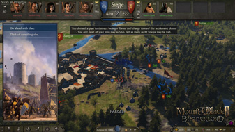 Mount and Blade : Bannerlord