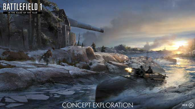 Battlefield 1 : The Name Of The Tsar