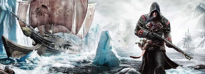 Assassin's Creed Rogue sort sur PC