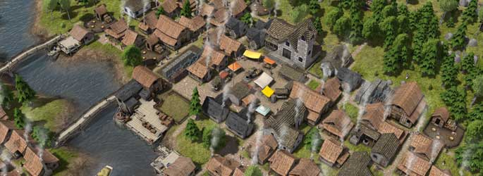 Sortie de Banished, le city builder indépendant