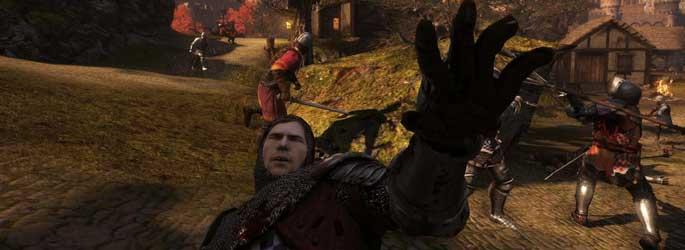 Chivalry : Medieval Warfare dispo sur X360 mais pas sur PS3