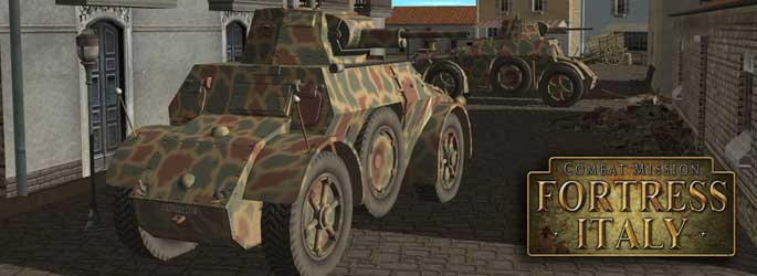 Patch 1.01 pour Combat Mission : Fortress Italy