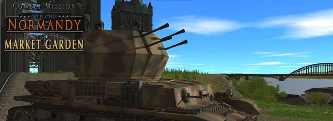 Market Garden est disponible pour CM : Battle for Normandy