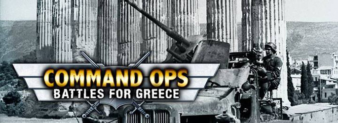 Command Ops : Battles for Greece annoncé
