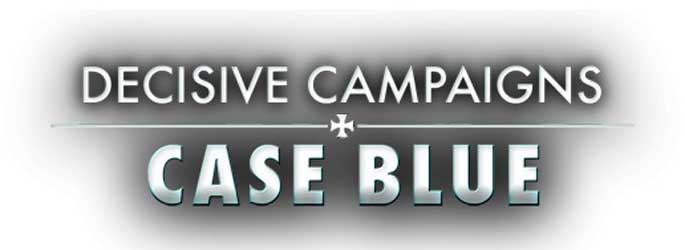 Decisive Campaigns: Case Blue bientôt disponible