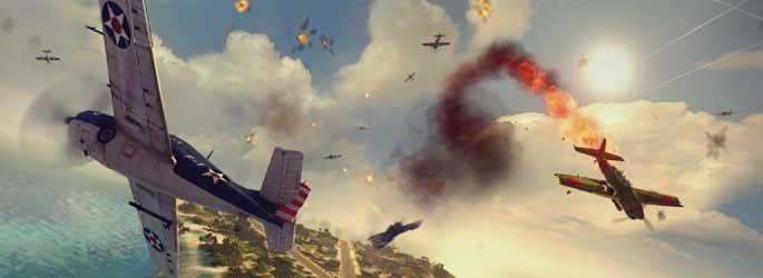 Dogfight 1942 disponible sur Steam