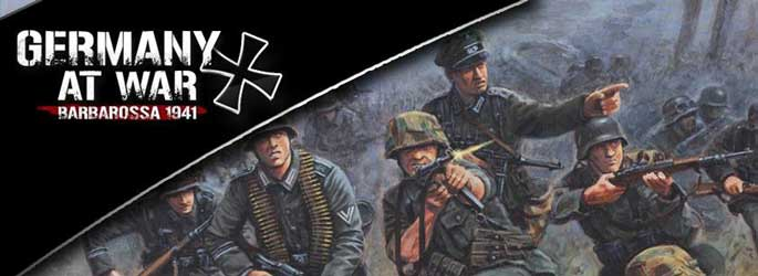 Germany at War : Barbarossa 1941 annoncé