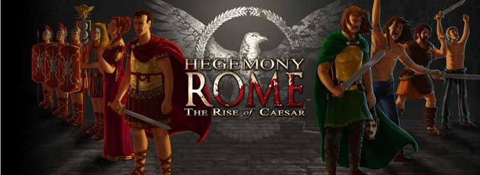 Hegemony Rome : The Rise of Caesar pour février 2014