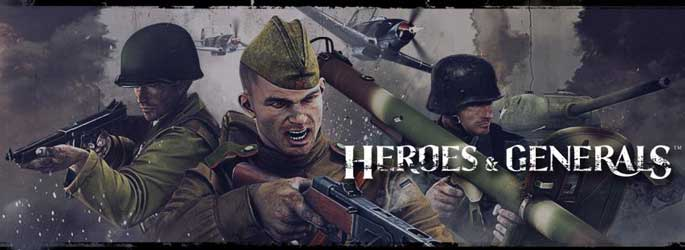 Mise à jour Young pour Heroes and Generals