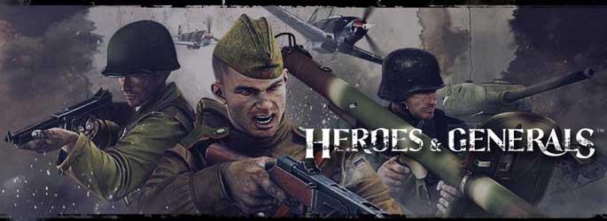 Heroes and Generals célèbre ses 5 millions de joueurs