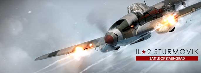 Vidéo découverte sur Il-2 Sturmovik : Battle of Stalingrad