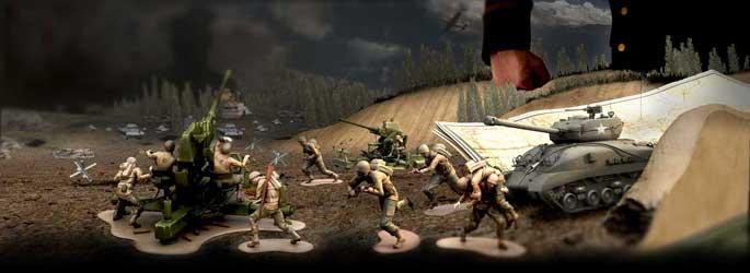 Panzer General Online en béta ouverte