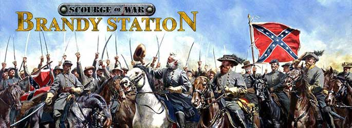 Scourge of War : Brandy Station est disponible