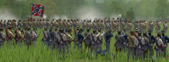 Patch 1.61 pour Scourge of War : Chancellorsville