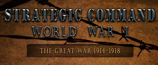 Patch 1.05 pour Strategic Command : World War One 1914-1918