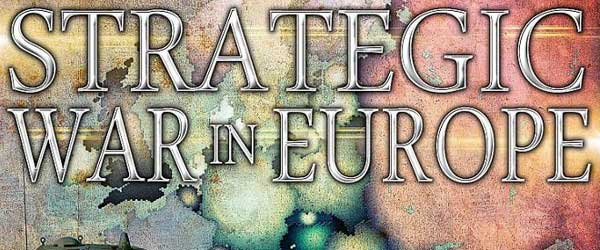 Sortie de Strategic War in Europe