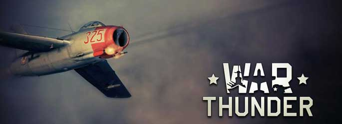Update 1.35 pour War Thunder