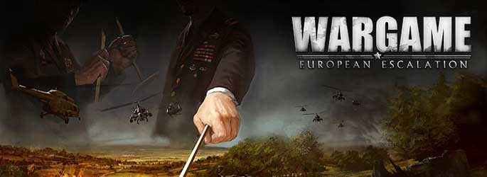 Wargame European Escalation arrive sur MAC