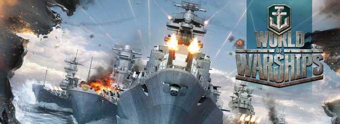 Croiseurs allemands et destroyers soviétiques débarquent dans World of Warships