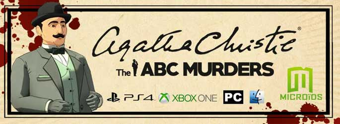 Agatha Christie - The ABC Murders désormais disponible